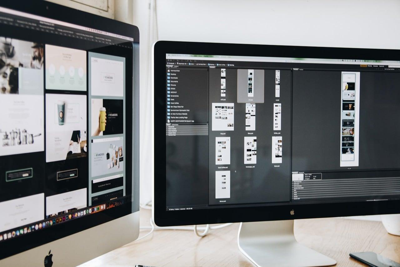 Custom Software Company Header Image