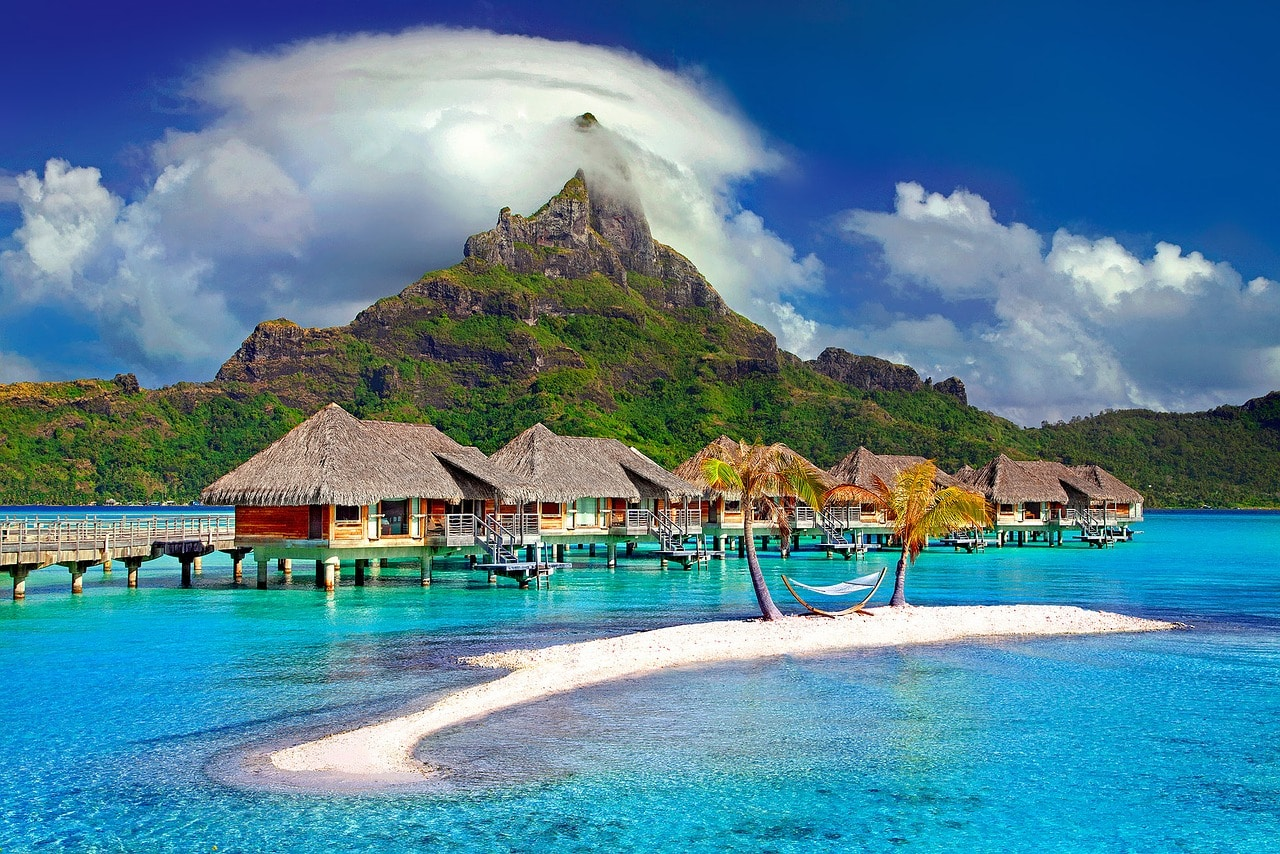 How Create Travel Blog Header Image