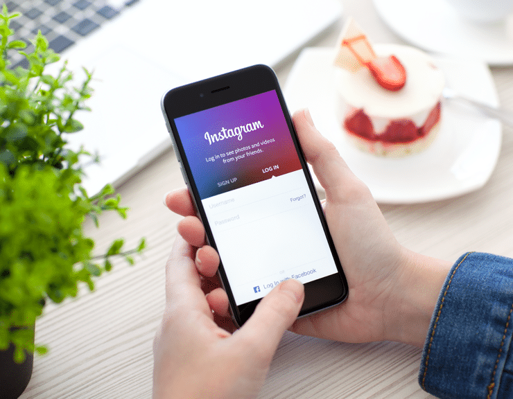 Instagram Marketing Branding Header Image