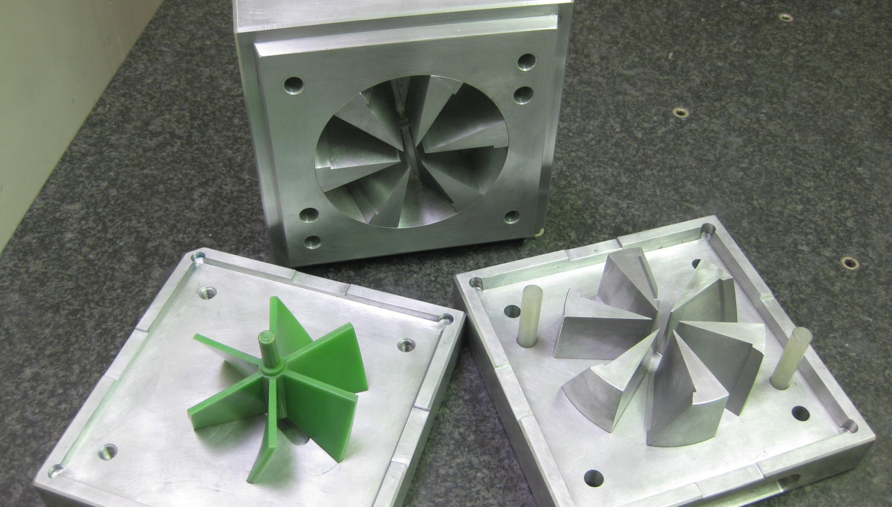 Rapid Injection Molding Article Image