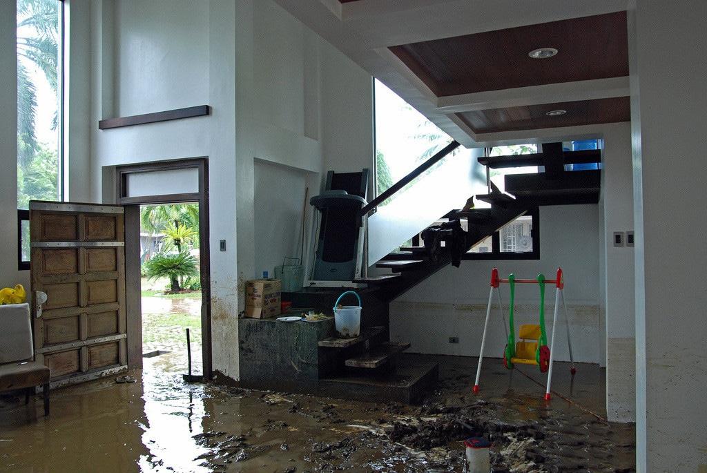 Wastewater Flood Home Header Image