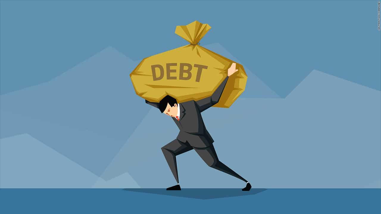 Debt Control Facts Header Image
