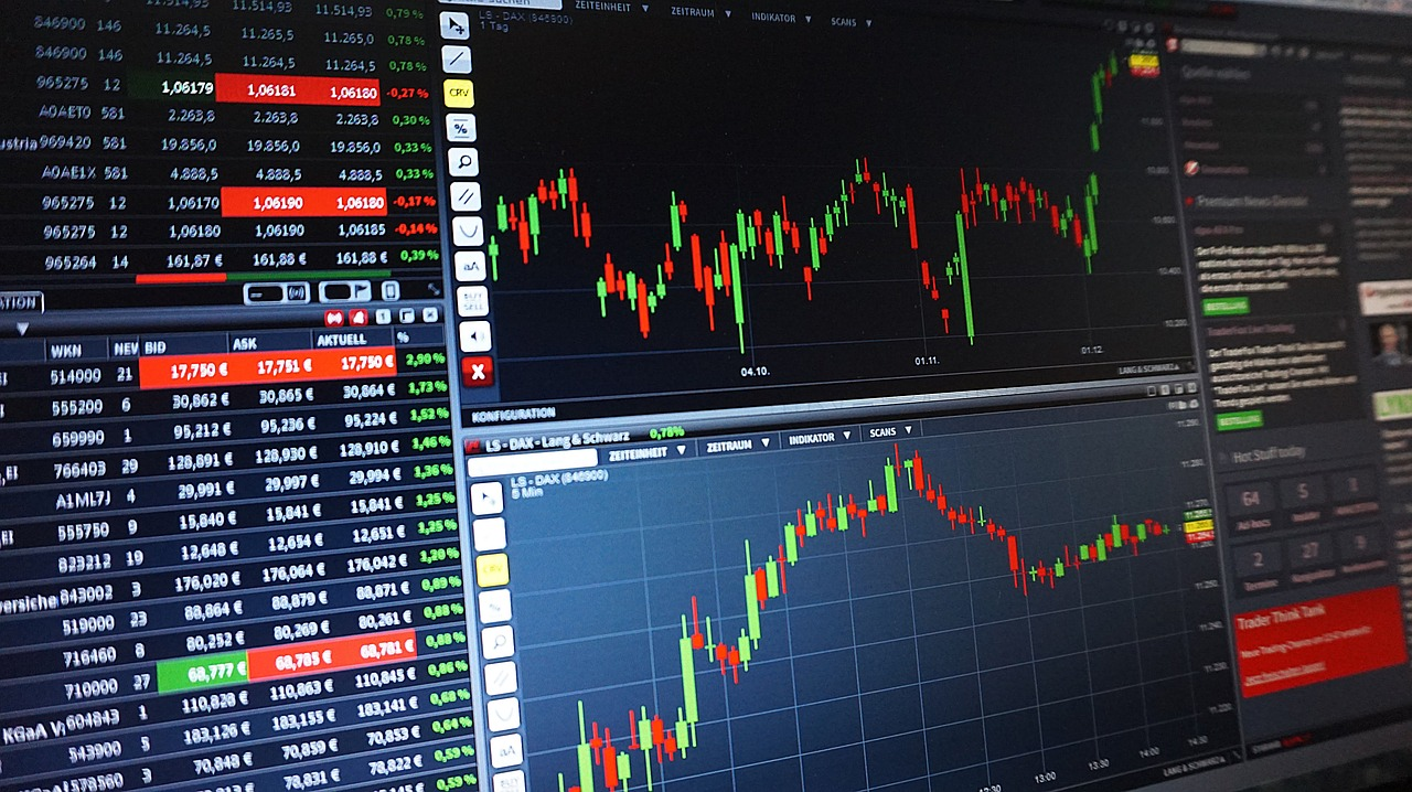 Forex Trading Account Header Image