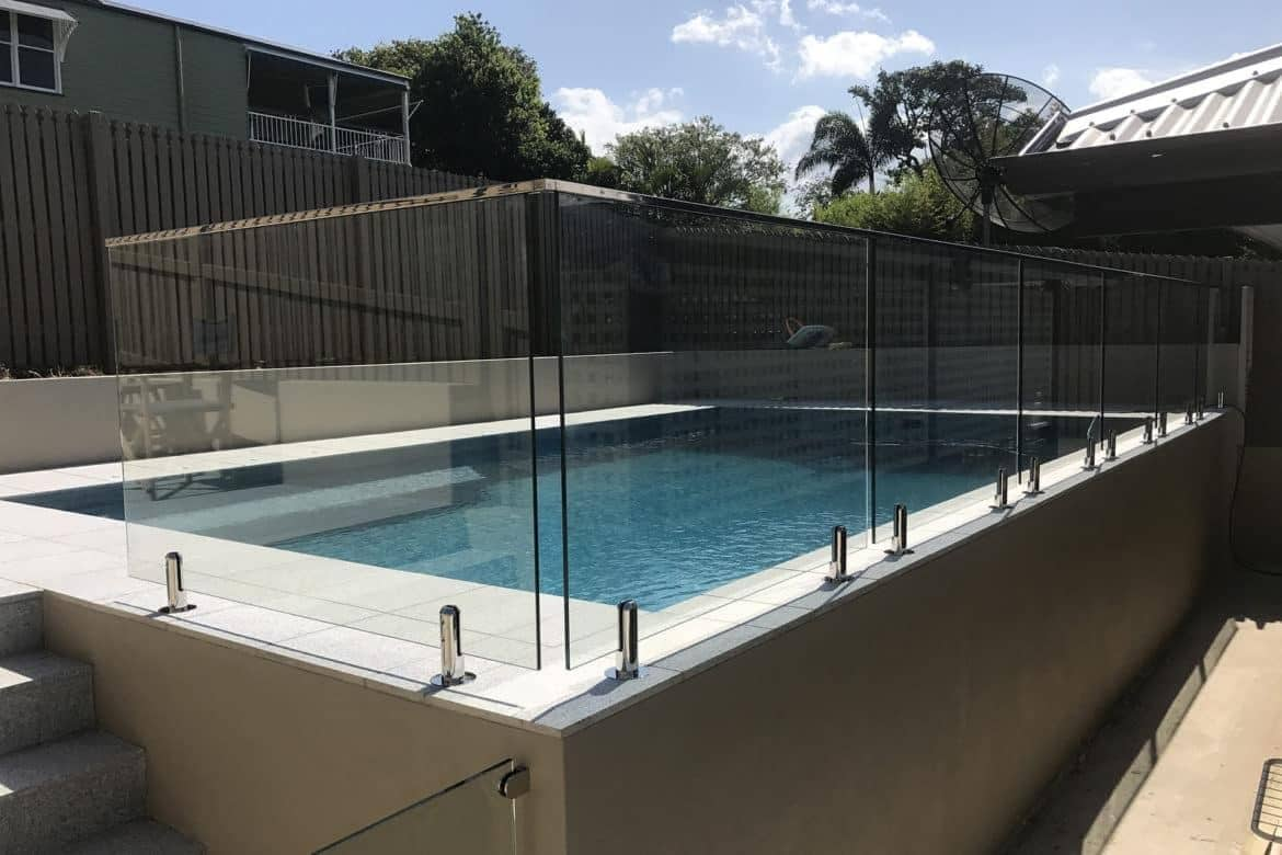 How To Install Glass Pool Fencing Bit Rebels