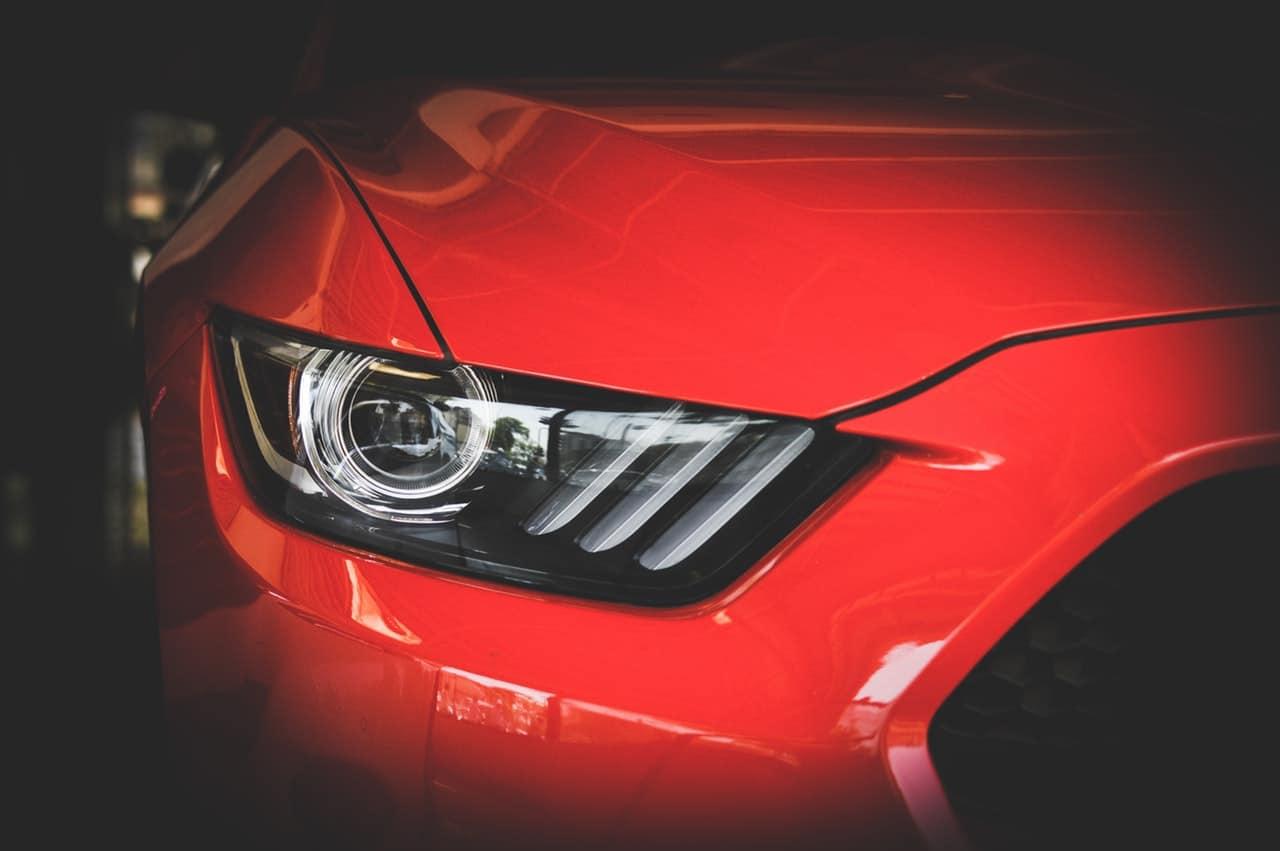 Headlight Bulb Car Header Image