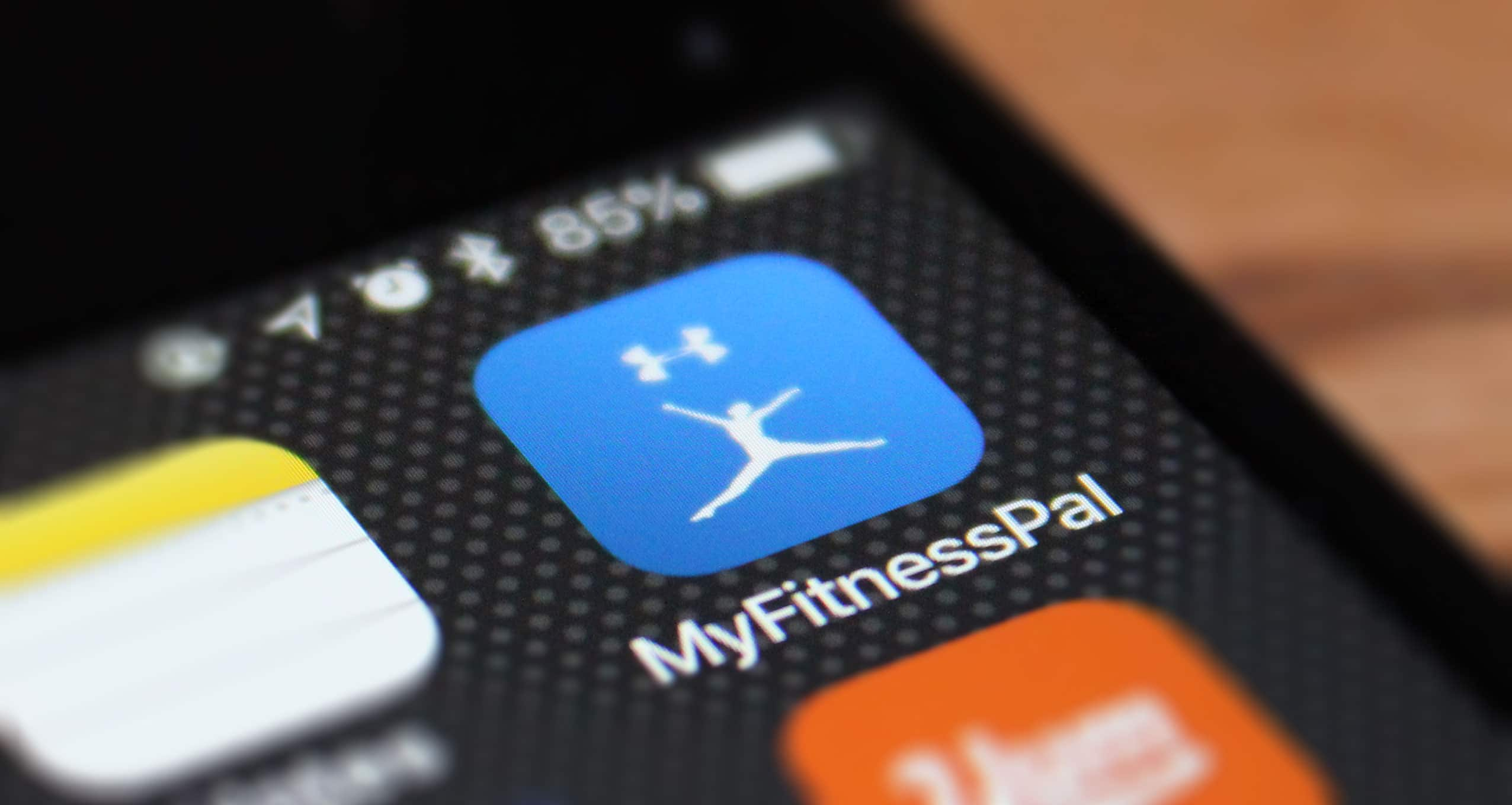 MyFitnessPal Breach Hack Header Image