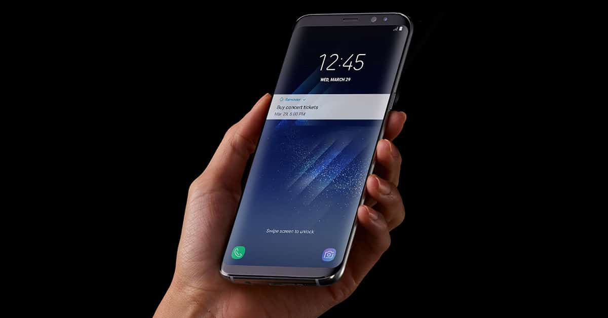 Unlock Samsung Galaxy S9 Plus Header Image