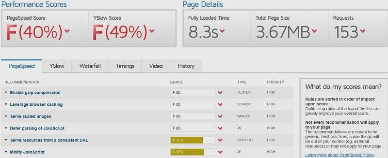 Website Load Speed Tips Article Image 1