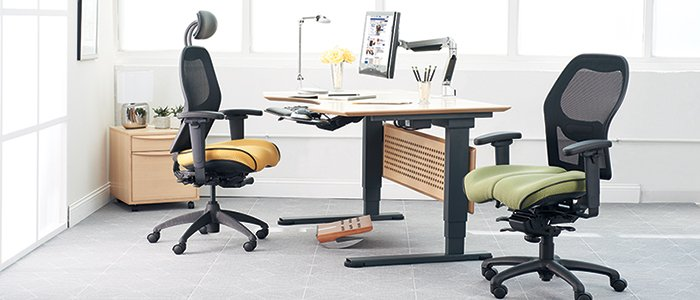 Ergonomic Office Stretches Article Image