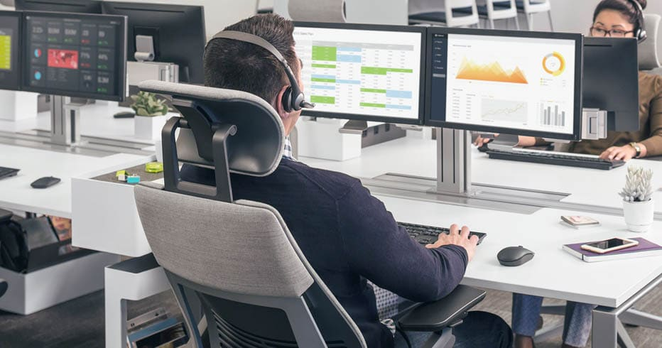 Ergonomic Office Stretches Header Image