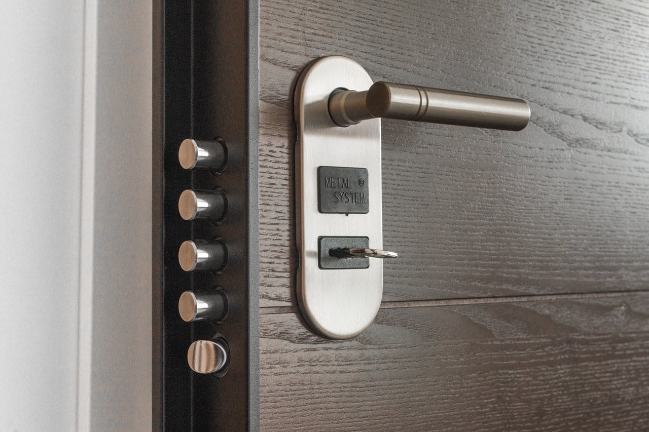 Exterior Door Locks Header Image