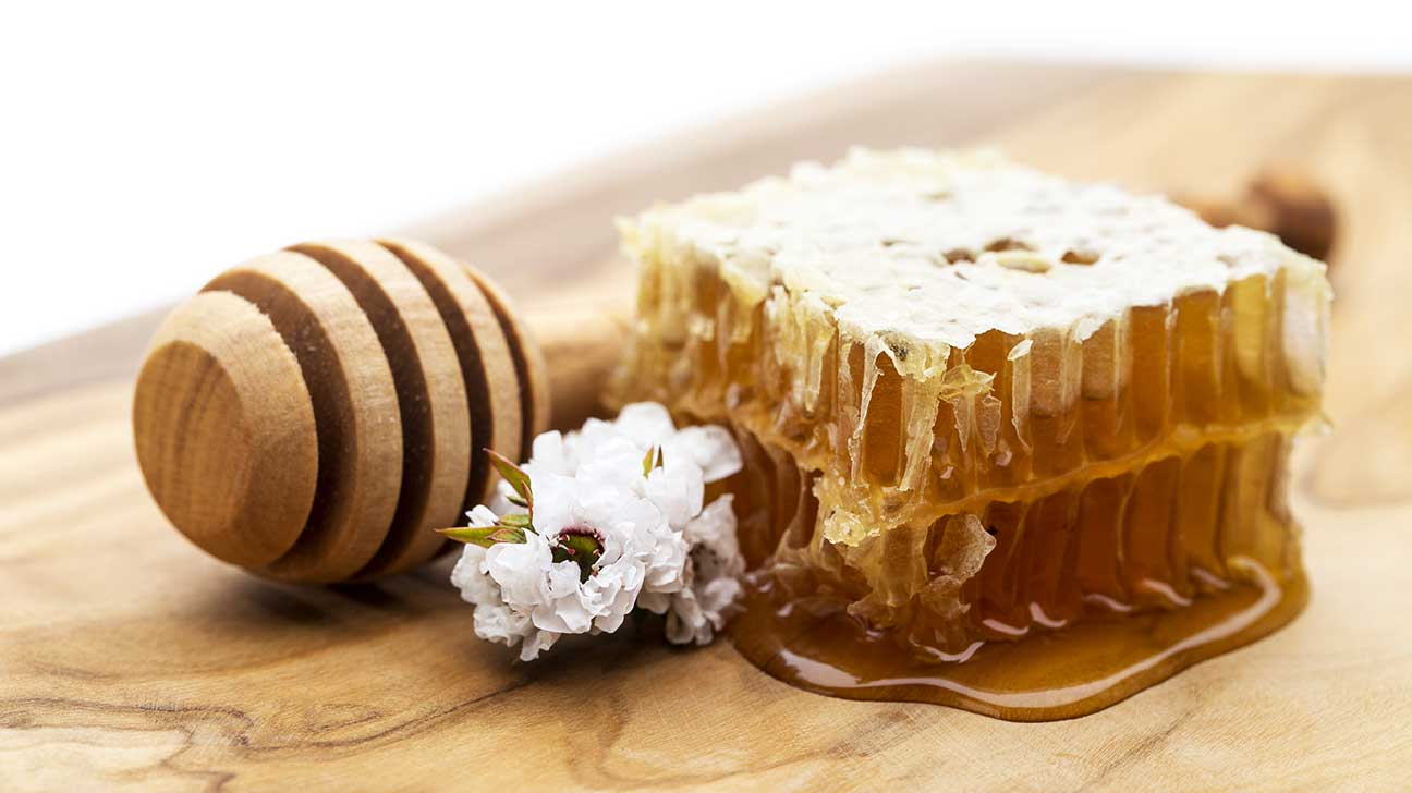 Manuka Honey Online Header Image