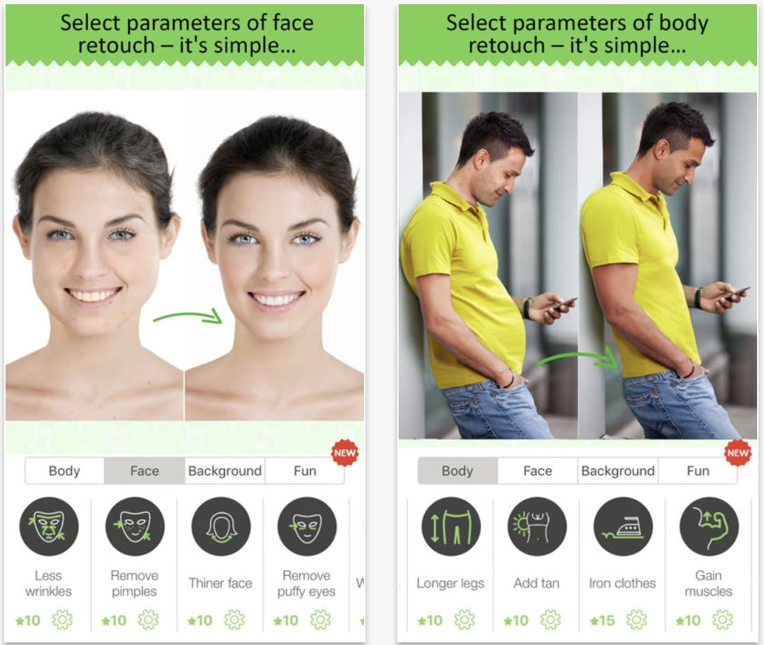 Retouch App Software Article Image