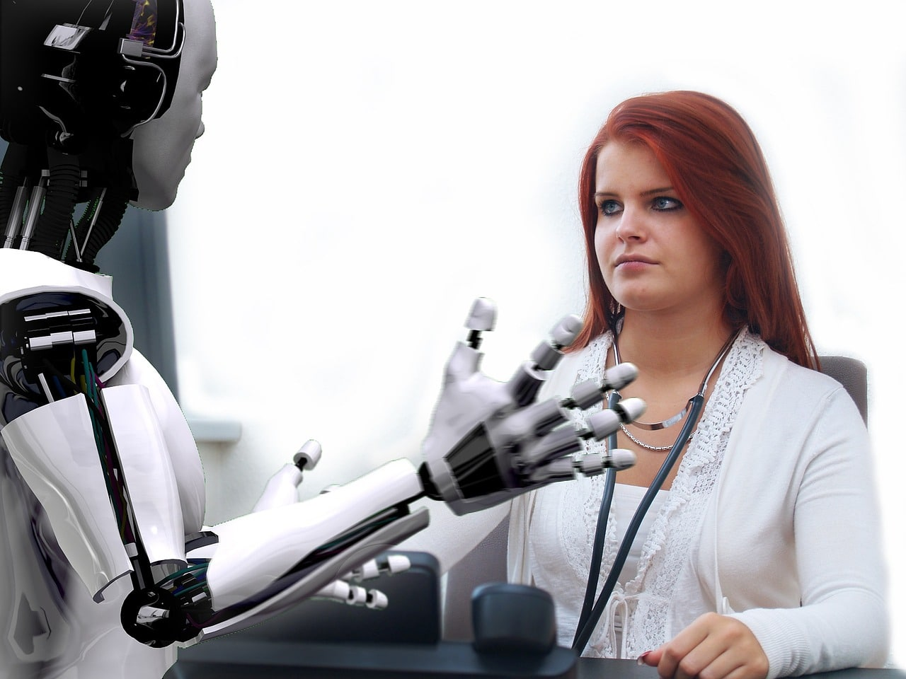 "Robots – The Vital ""Human Element"""