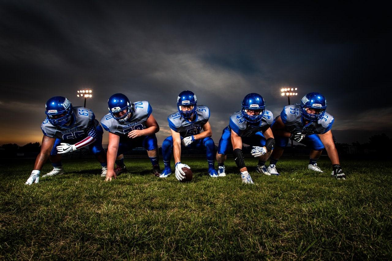 Secure Career Sports Industry Header Image