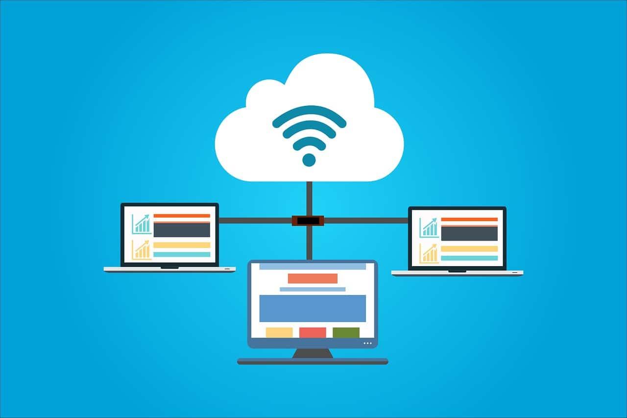 Website Hosted Server Header Image