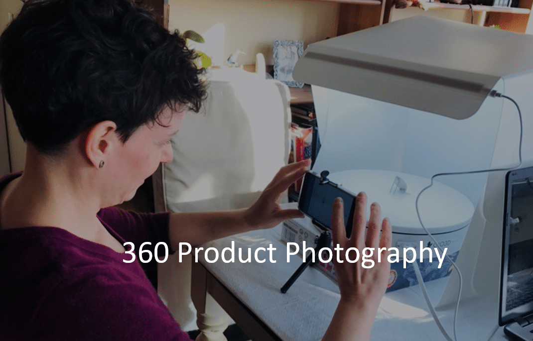 How Can 360 Product Photography Help Increase Conversion For Ecommerce?