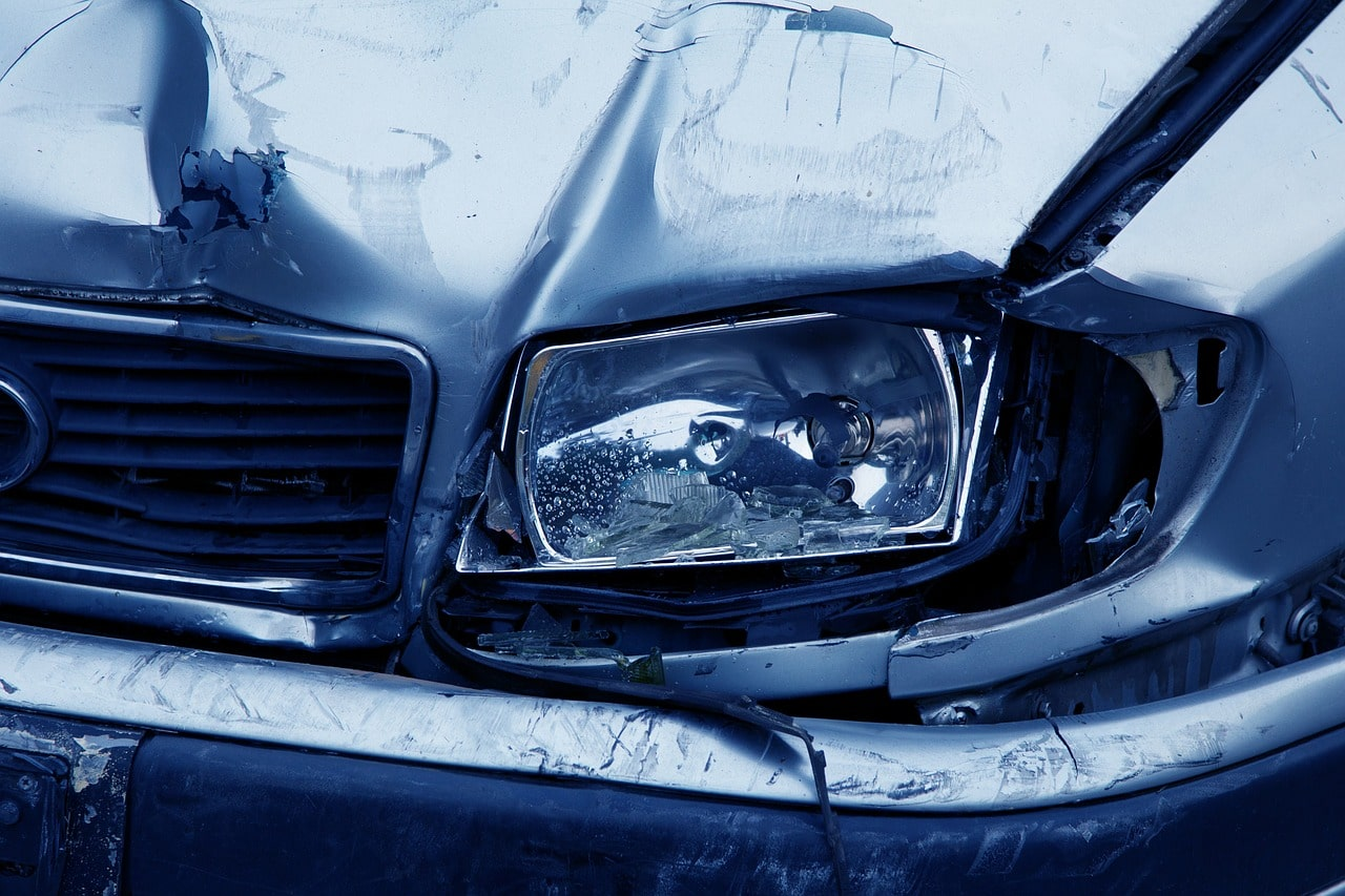 Car Accident Call Header Image