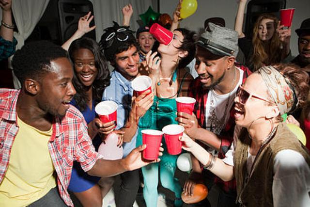 College Party Guide Article Image