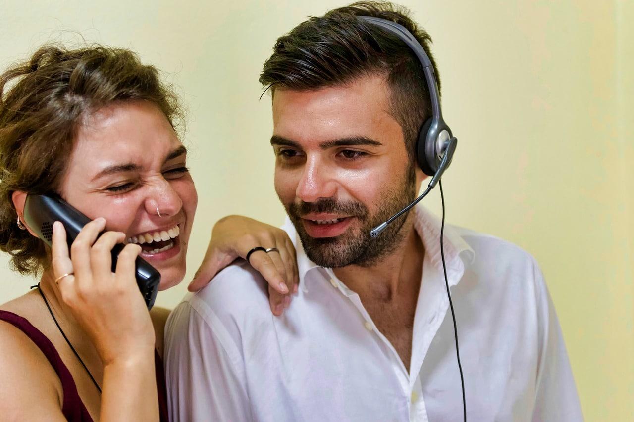 Customer Engagement Business Header Image