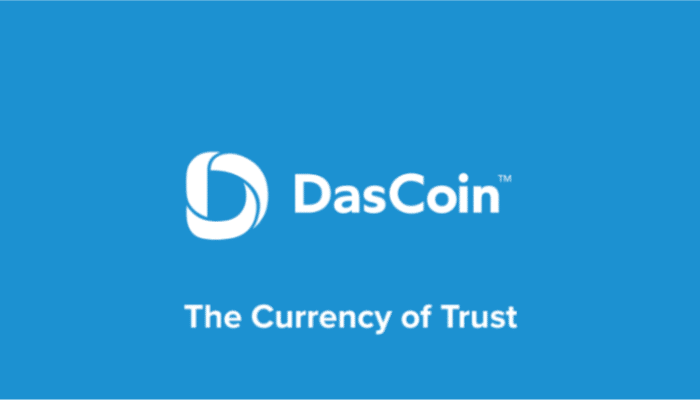DasCoin – Soon To Join The Ranks Of The Top 20?
