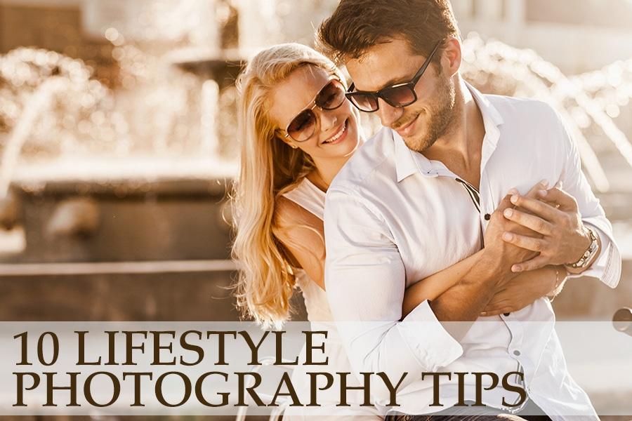 Real Life Photography Header Image
