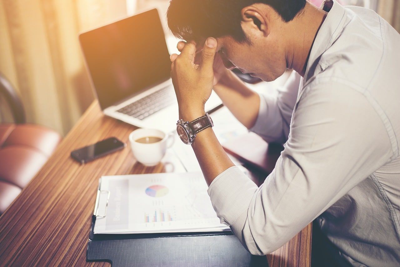 Business Debt Effects Header Image