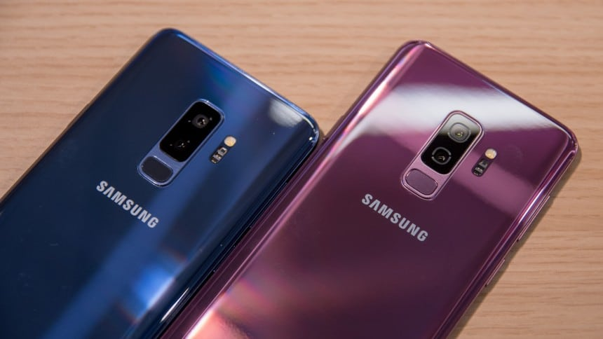 Free galaxy S9 Article Image