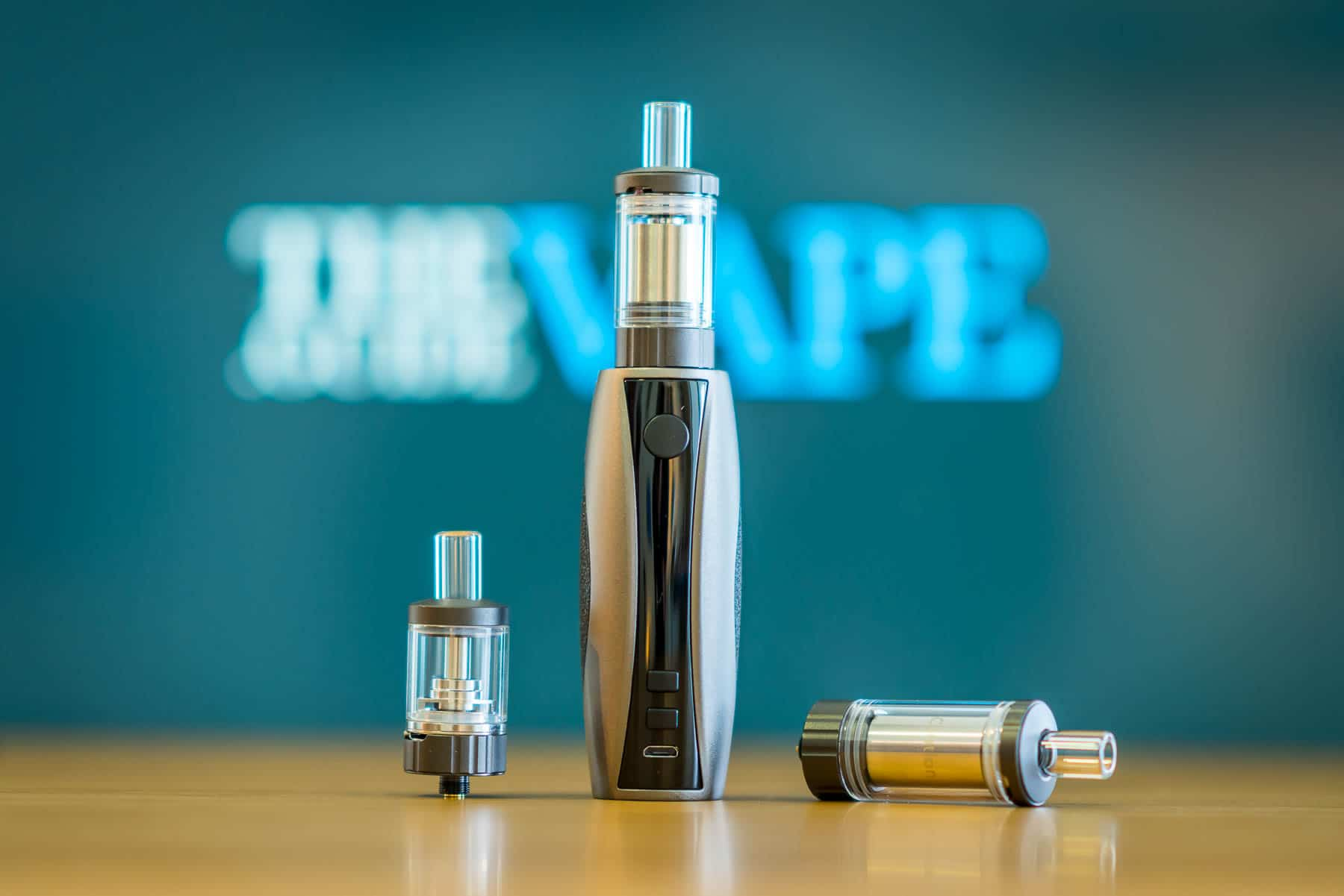 Grizzly Eclipse Vaporizer Header Image