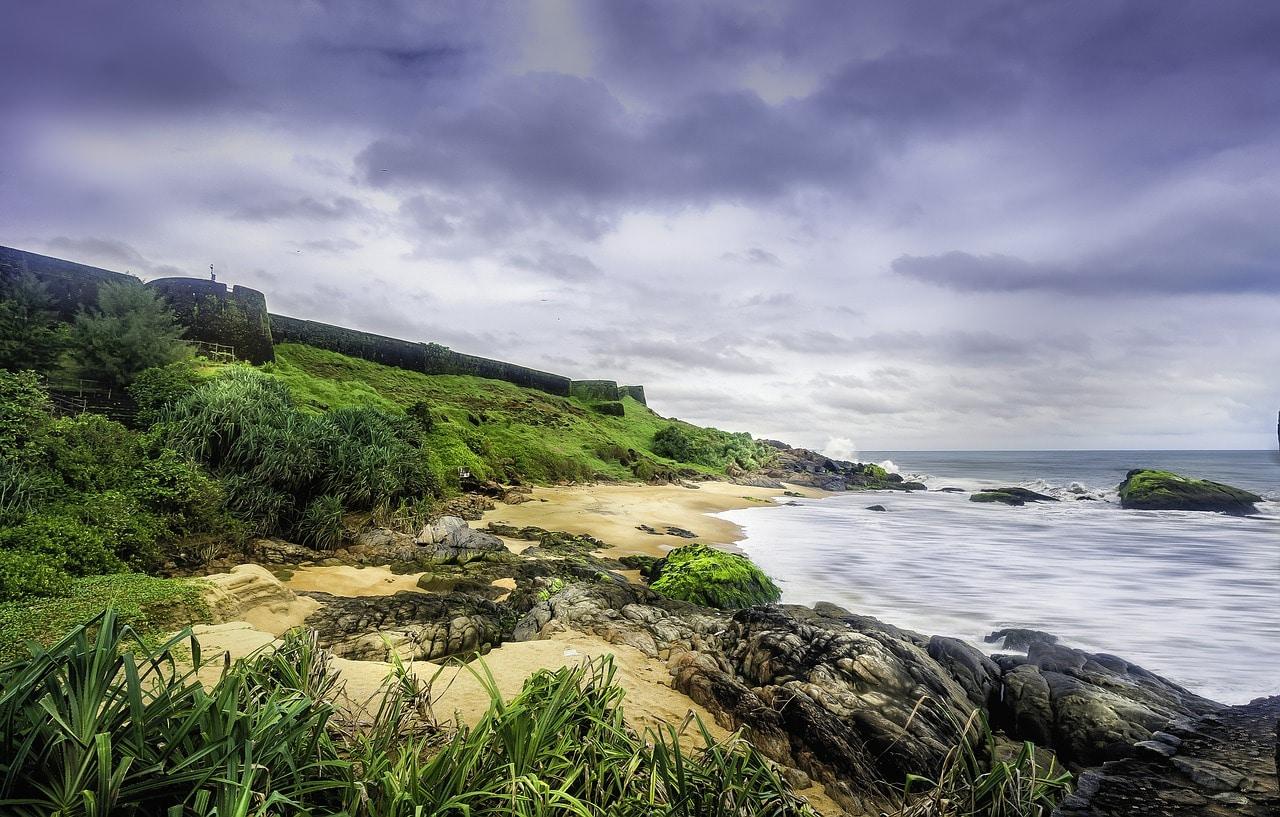 Quietest Beaches Kerala Article Image