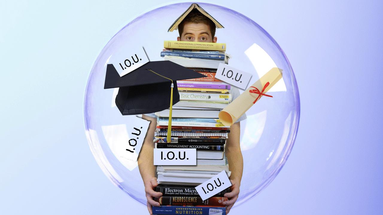 Student Loan Debt Header Image