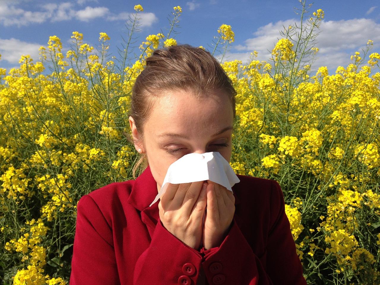 Allergies Technology Help Tips Header Image