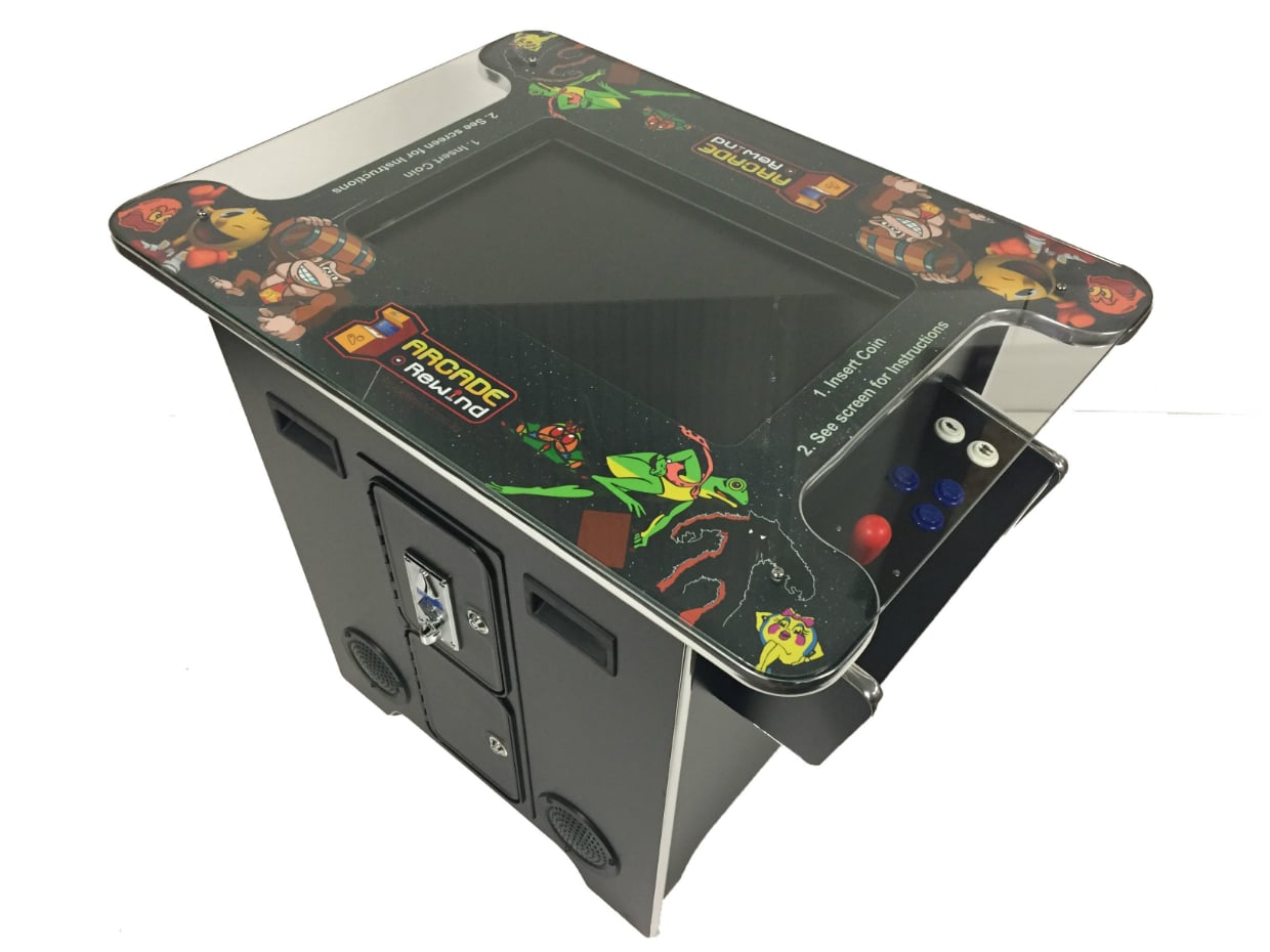 Arcade Game Table Article Image