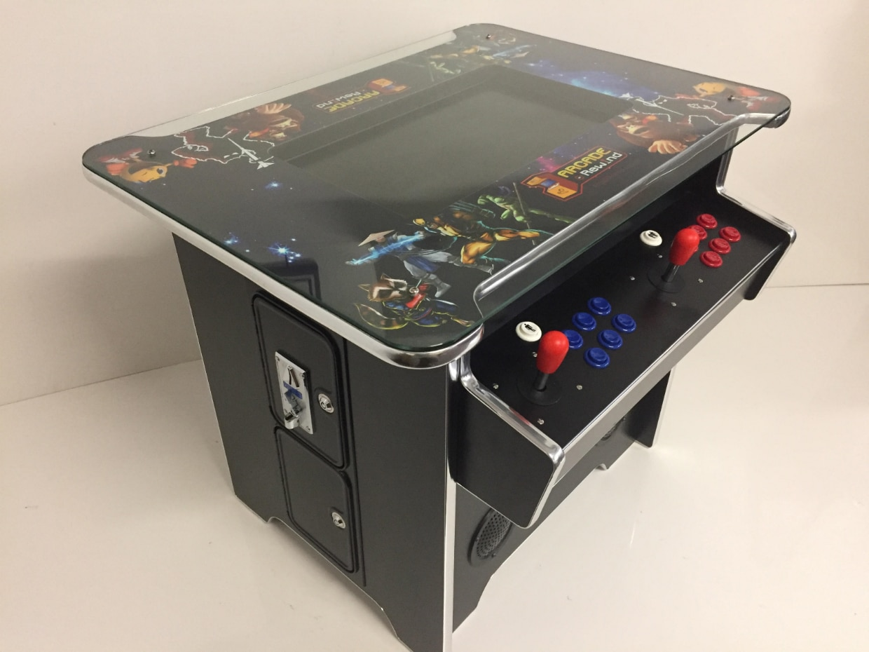 Arcade Game Table Header Image
