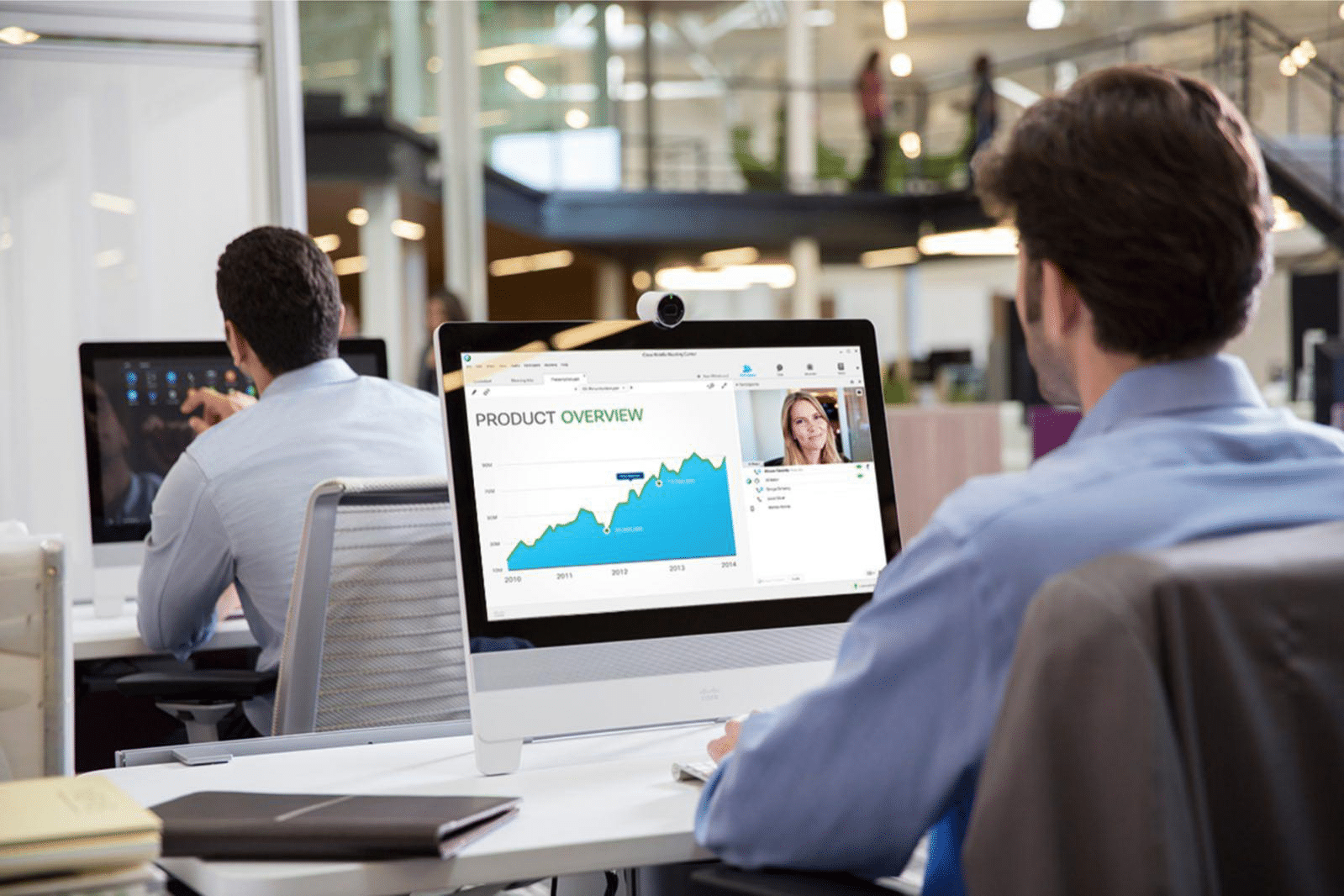 Cisco WebEx People Article Image