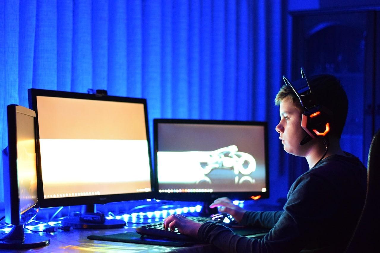 Gaming Addiction Tips Header Image