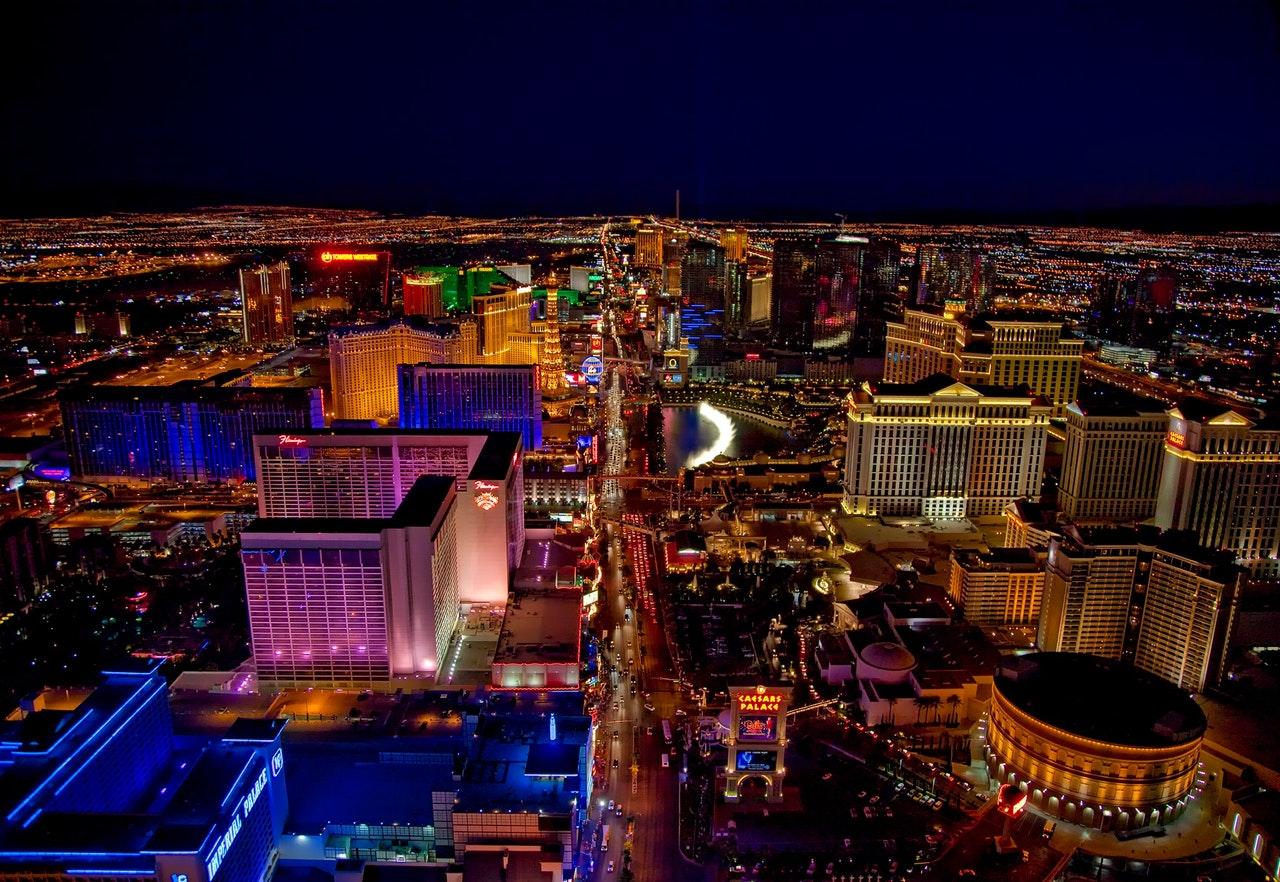 Las Vegas History header Image
