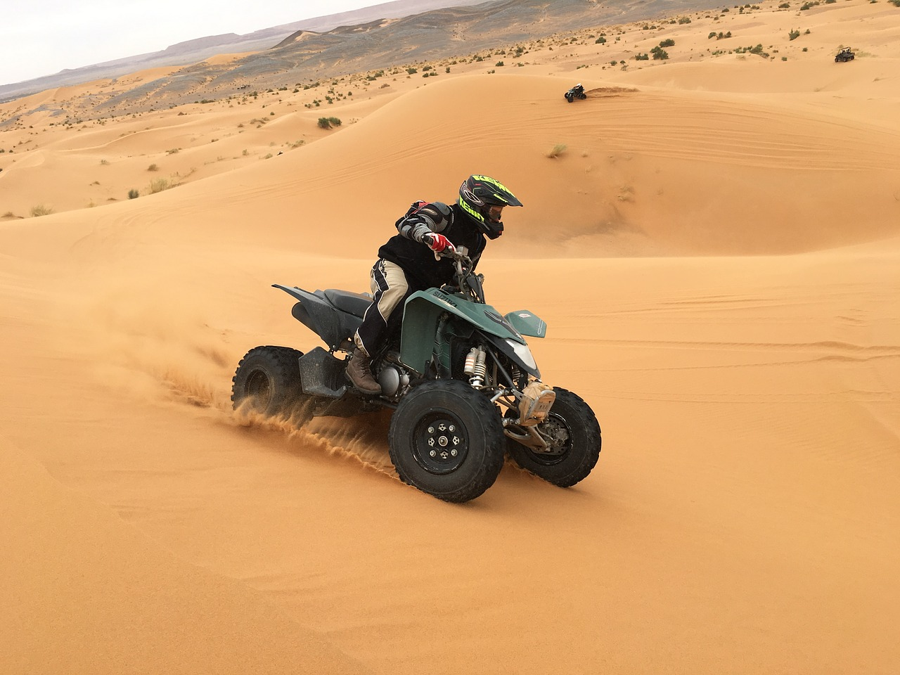 5 Best Off-Road Locations In The UAE