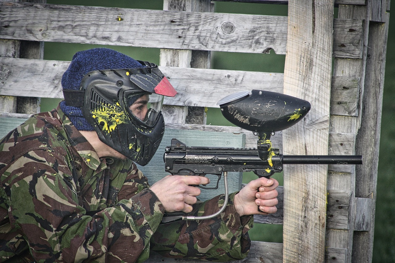 Paintball Lifestyle Tips Article Image