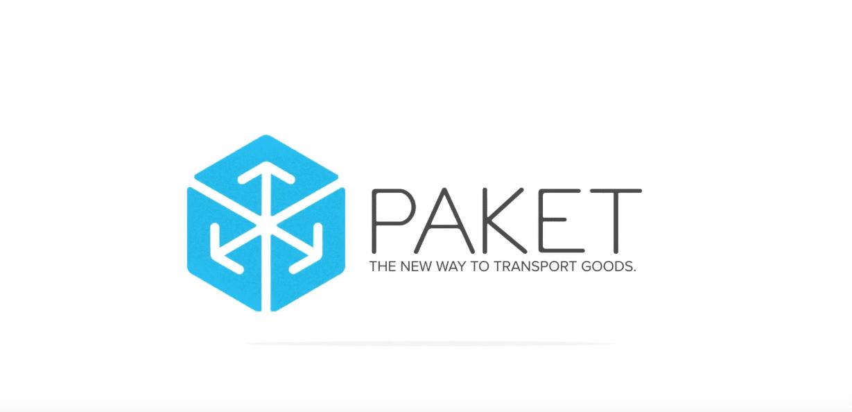 PAKET Decentralized Delivery Network Header Image