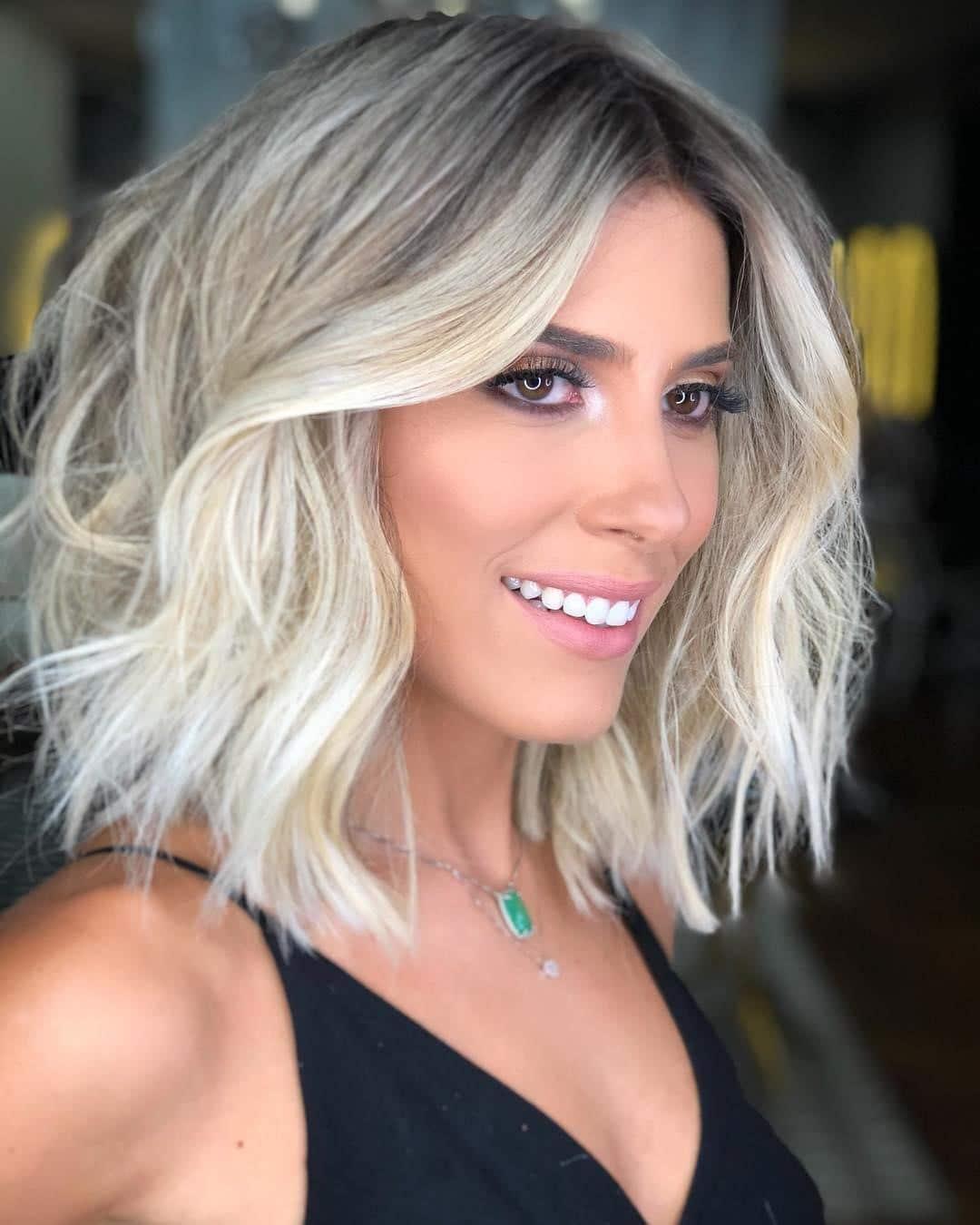 Platinum Blonde Hair Color Article Image 10
