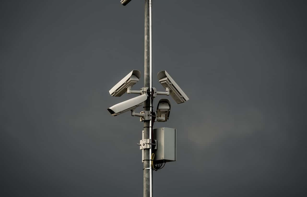 Safety Thanks To Smart Surveillance