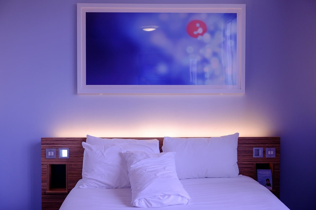 The Technology Of Getting A Good Night's Sleep