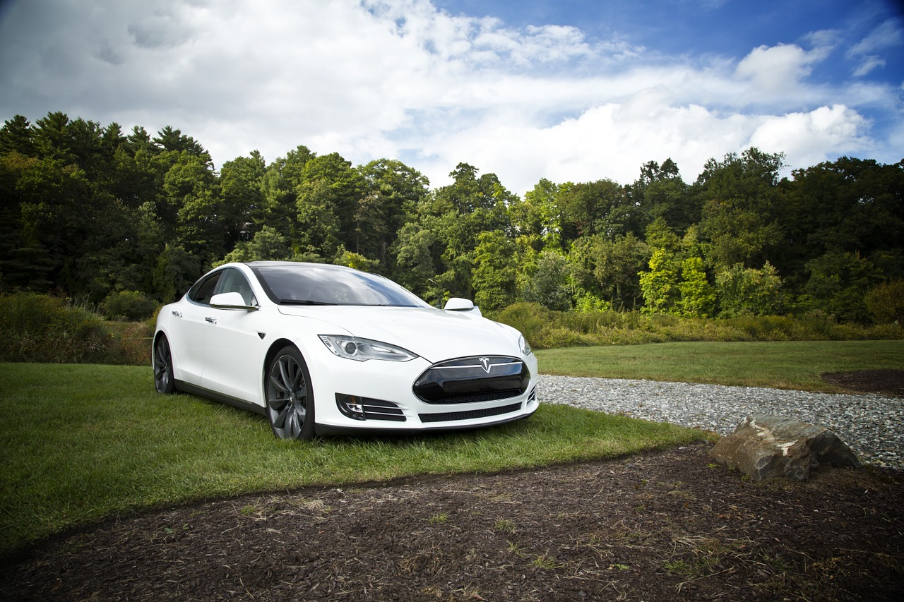 Tesla Car Models Article Image