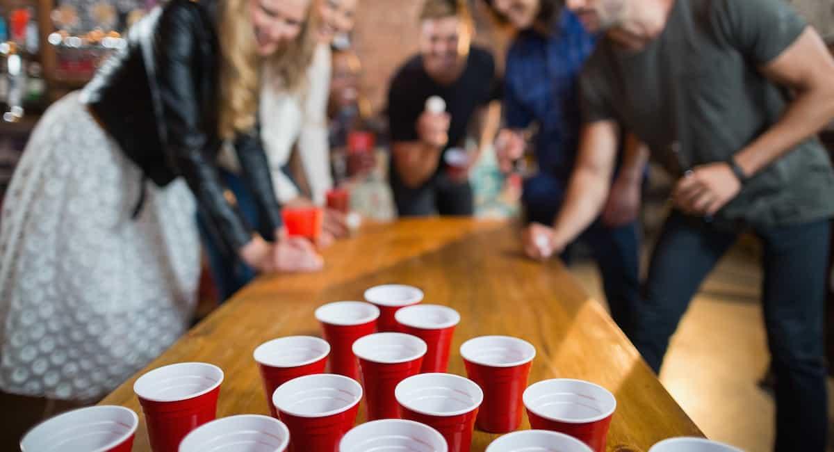 Weird Outdoor Party Games  Header