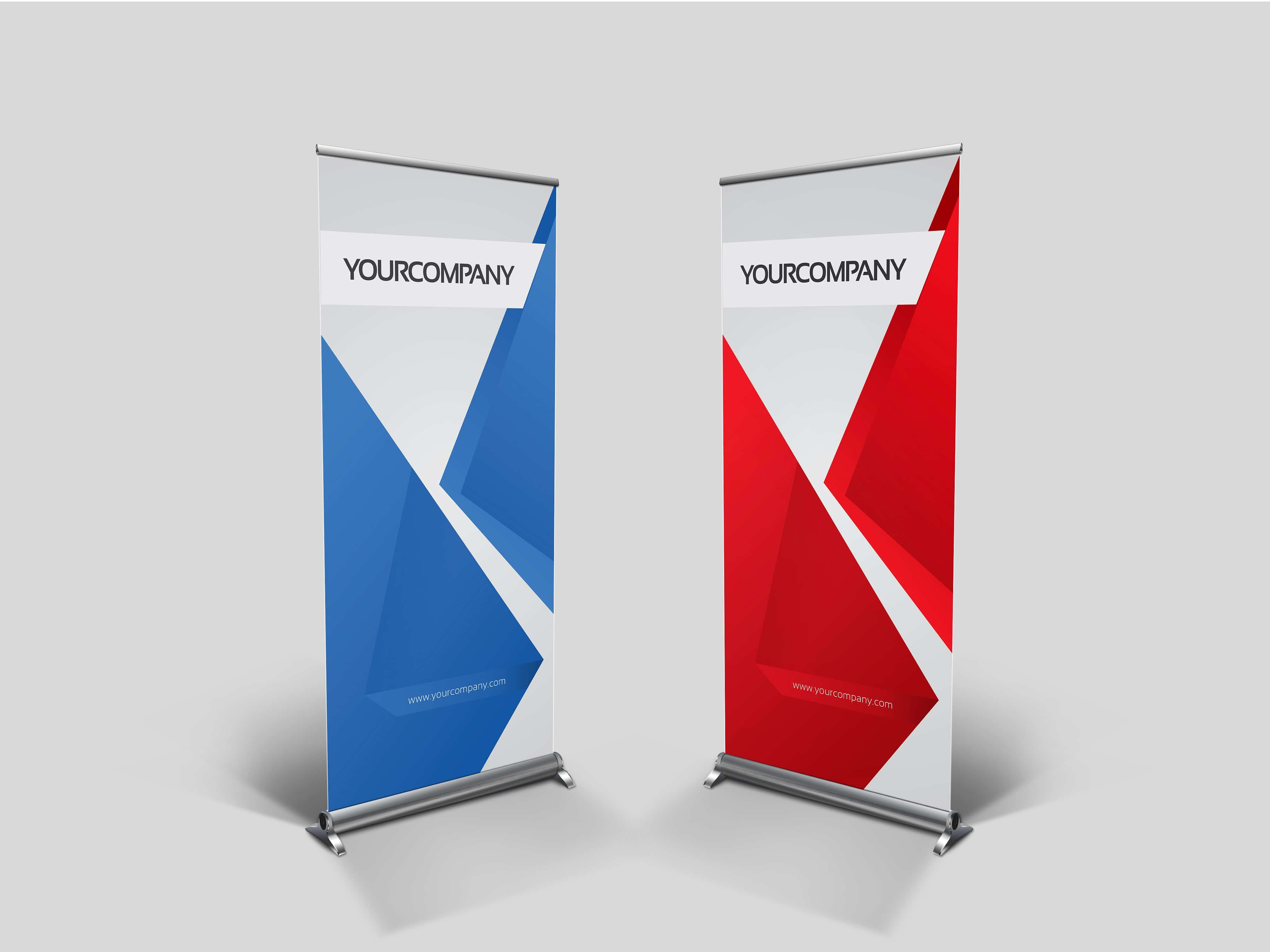 Banners Display Business Article Image