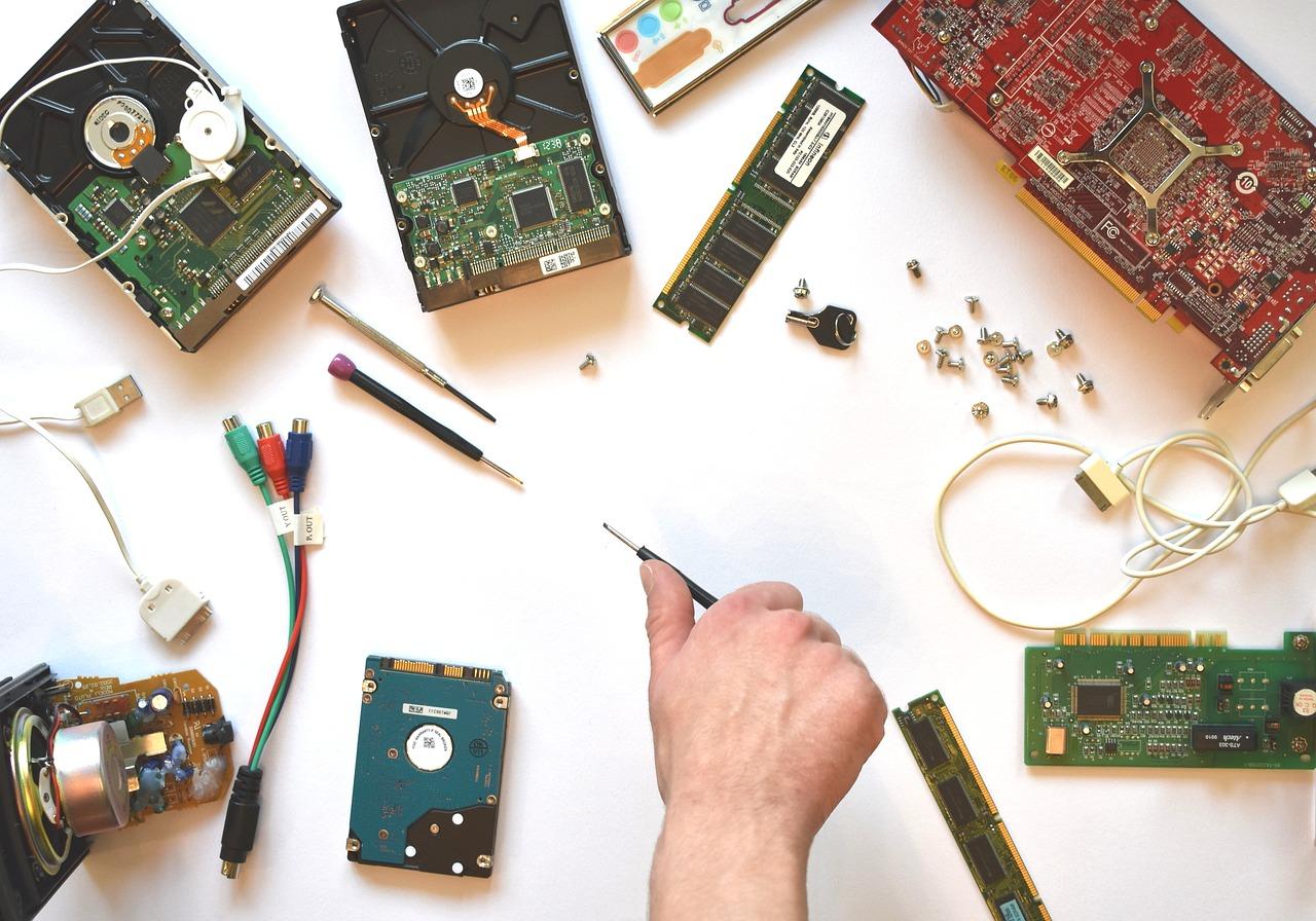 Computer Repair Business Header Image