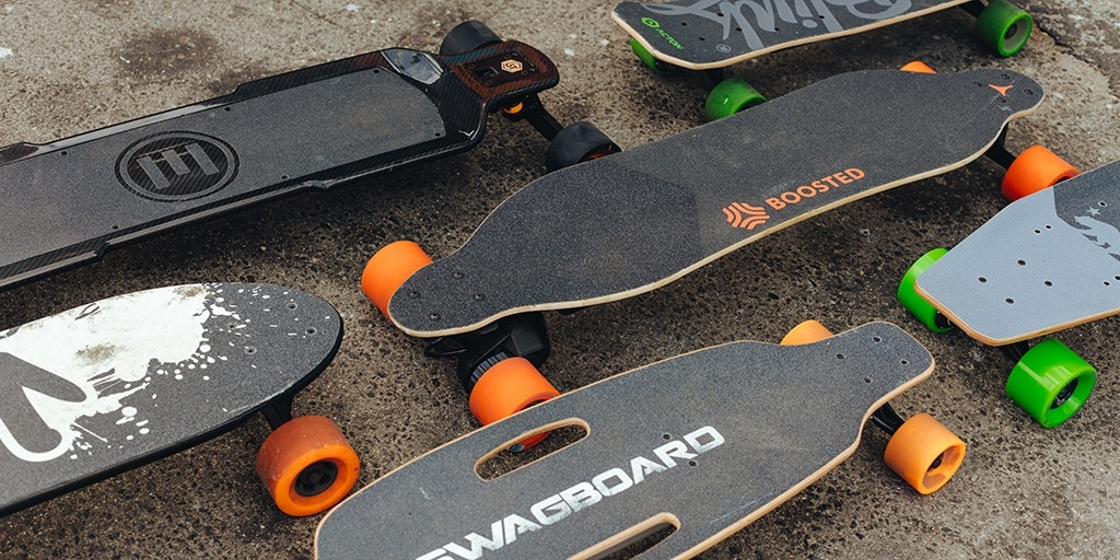 Electric Skateboard Future Header Image