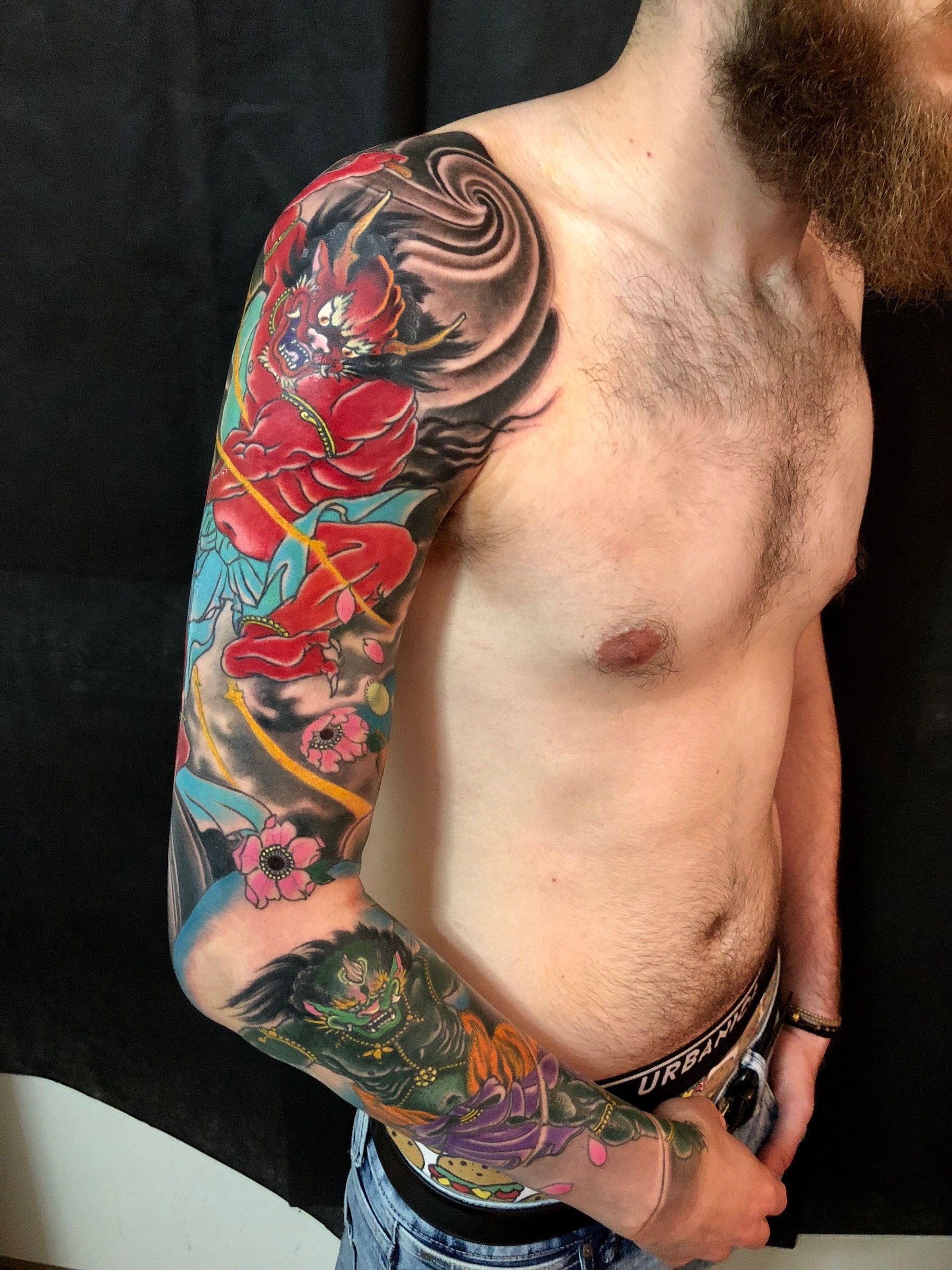 Joe Ankave Tattoo Artist Interview Image 2