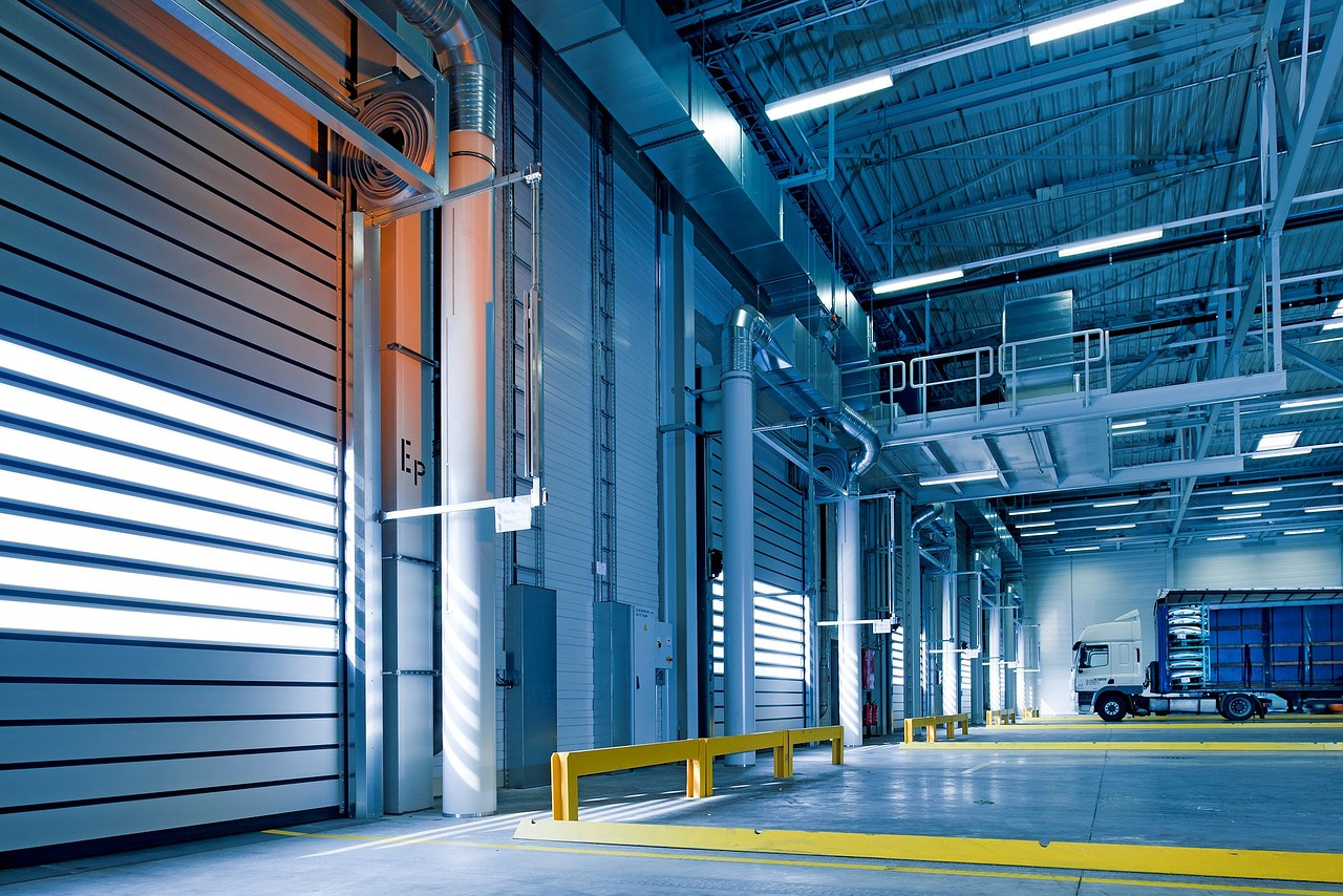 Finding The Right Industrial Doors For Your Business